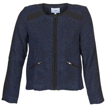 vaatteet Naiset Takit / Bleiserit Suncoo DANAELLE Blue