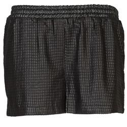 vaatteet Naiset Shortsit / Bermuda-shortsit Suncoo BONIE Black