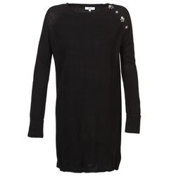 vaatteet Naiset Lyhyt mekko Suncoo CHARLIE Black