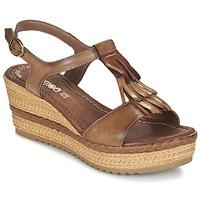 kengät Naiset Sandaalit ja avokkaat Samoa DREDU Brown