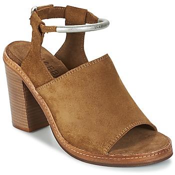 kengät Naiset Sandaalit ja avokkaat Shabbies MARZIO Brown