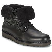 kengät Miehet Bootsit Nobrand STREET Black