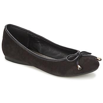 kengät Naiset Balleriinat Moony Mood LIESA Black