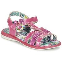 kengät Tytöt Sandaalit ja avokkaat Catimini PEKANS Pink