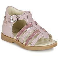 kengät Tytöt Sandaalit ja avokkaat Aster MINIONE Pink