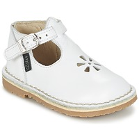 kengät Tytöt Balleriinat Aster BIMBO White