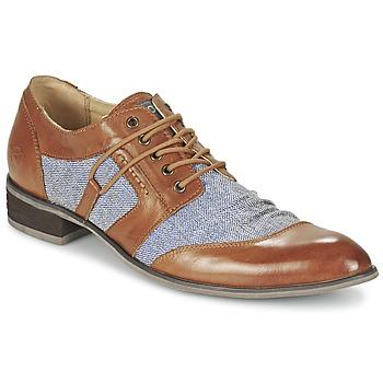 kengät Miehet Derby-kengät Kdopa AGADIR CAMEL / Blue