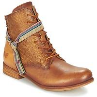 kengät Naiset Bootsit Felmini MOSTAZA CAMEL