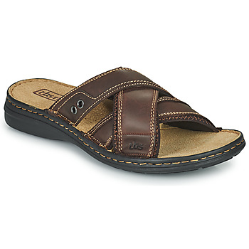 kengät Miehet Sandaalit TBS BENAIX Brown
