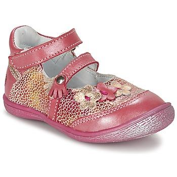kengät Tytöt Balleriinat GBB PIA Pink