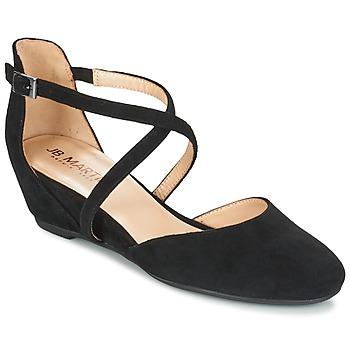 kengät Naiset Sandaalit ja avokkaat JB Martin GUYLIANA Black