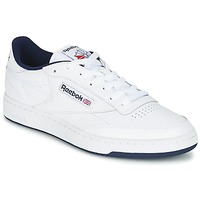 kengät Matalavartiset tennarit Reebok Classic CLUB C 85 White / Blue