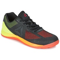 kengät Miehet Fitness / Training Reebok Sport R CROSSFIT NANO 7.0 Black / Green