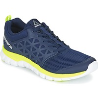 kengät Miehet Fitness / Training Reebok Sport SUBLITE XT CUSHION Blue / Yellow