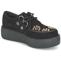 kengät Derby-kengät TUK MONDO LO Black