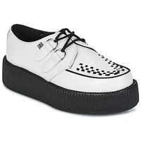 kengät Derby-kengät TUK MONDO HI White
