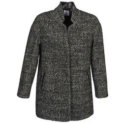 vaatteet Naiset Paksu takki Alba Moda XOLLO Grey