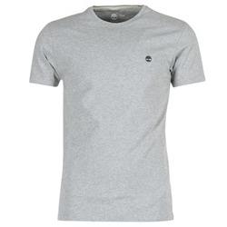 vaatteet Miehet Lyhythihainen t-paita Timberland SS DUNSTAN RIVER CREW TEE Grey