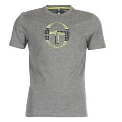 vaatteet Miehet Lyhythihainen t-paita Sergio Tacchini DAVE TEE-SHIRT Grey