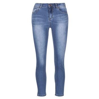 vaatteet Naiset Slim-farkut Best Mountain ROSEPELLE Blue