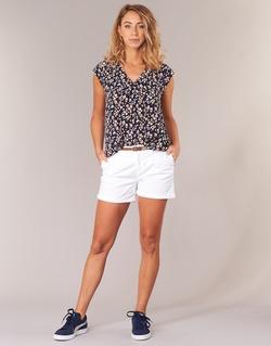 vaatteet Naiset Shortsit / Bermuda-shortsit Best Mountain ROSAVOULI White