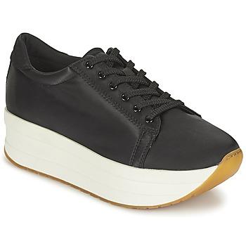 kengät Naiset Matalavartiset tennarit Vagabond CASEY Black