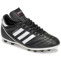 kengät Jalkapallokengät adidas Performance KAISER 5 LIGA Musta / Valkoinen