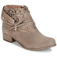kengät Naiset Bootsit Mimmu STROPFA Taupe
