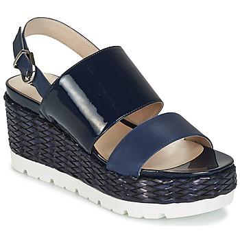 kengät Naiset Sandaalit ja avokkaat Luciano Barachini TOUDOU Blue