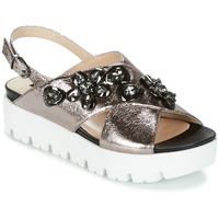 kengät Naiset Sandaalit ja avokkaat Luciano Barachini TANITI Grey
