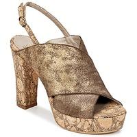 kengät Naiset Puukengät Now PALISSA Bronze