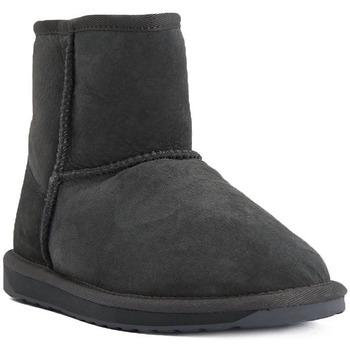 kengät Naiset Talvisaappaat EMU STINGER MINI CHARCOAL Grigio