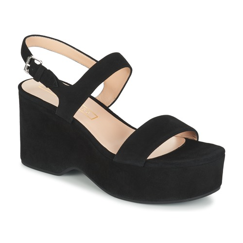 kengät Naiset Sandaalit ja avokkaat Marc Jacobs LILLYS WEDGE Black