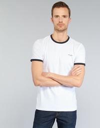 vaatteet Miehet Lyhythihainen t-paita Teddy Smith THE TEE White