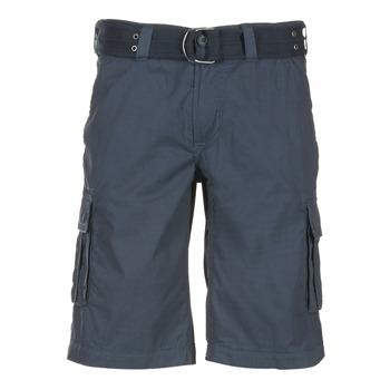 vaatteet Miehet Shortsit / Bermuda-shortsit Teddy Smith SYTRO Laivastonsininen