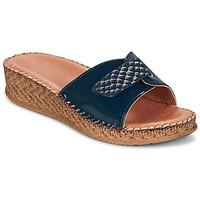 kengät Naiset Sandaalit ja avokkaat Salamander FLORA Blue