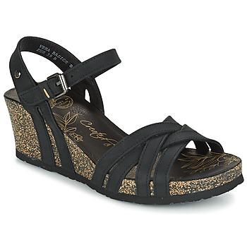 kengät Naiset Sandaalit ja avokkaat Panama Jack VERA Musta