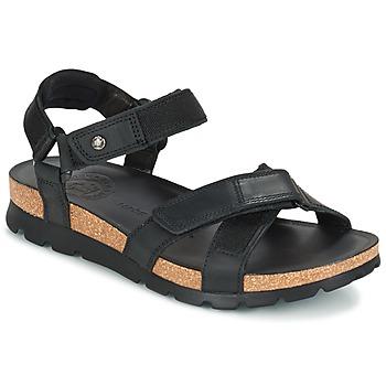 kengät Miehet Sandaalit ja avokkaat Panama Jack SAMBO Black