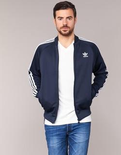 vaatteet Miehet Ulkoilutakki adidas Originals SST TT Laivastonsininen