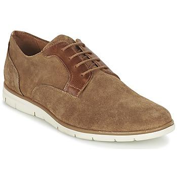kengät Miehet Derby-kengät Schmoove SHAFT CLUB COGNAC