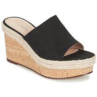 kengät Naiset Sandaalit ja avokkaat Esprit FARY MULE Black