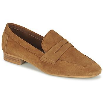 kengät Naiset Mokkasiinit Esprit ARIA LOAFER CAMEL