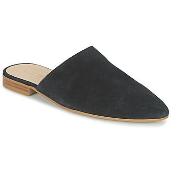 kengät Naiset Sandaalit Esprit AMARIS SLIDE Black