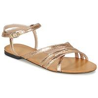 kengät Naiset Sandaalit ja avokkaat Esprit ADYA SANDAL Gold