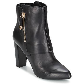 kengät Naiset Nilkkurit Guess IVON Black