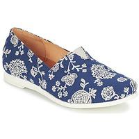 kengät Naiset Tennarit Think GRIVA Laivastonsininen / White