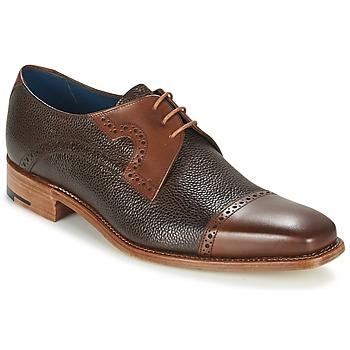 kengät Miehet Derby-kengät Barker APPOLLO Brown