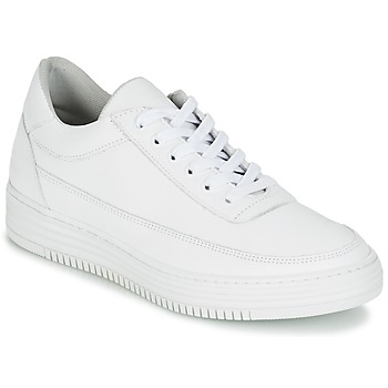 kengät Naiset Matalavartiset tennarit Bullboxer VEZIMETINE White