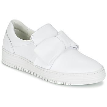kengät Naiset Tennarit Bullboxer QUIDAVET White