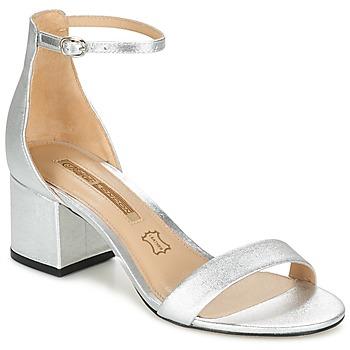 kengät Naiset Sandaalit ja avokkaat Buffalo DALOUD Silver